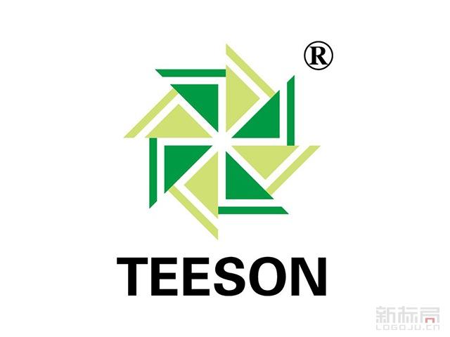 陕西天森生物工程科技有限公司标志logo