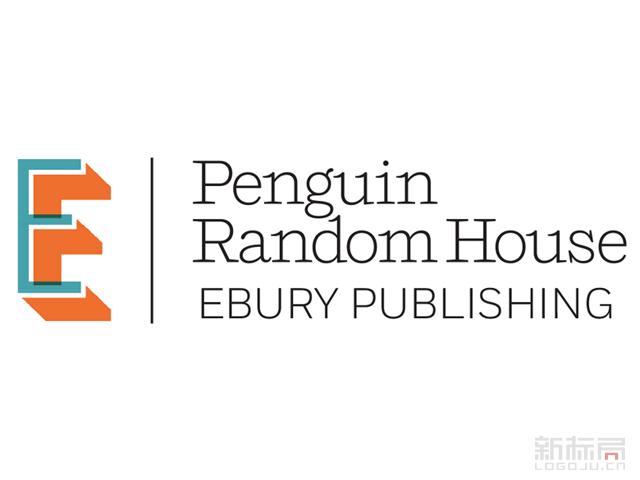 企鹅兰登书屋旗下出版社Ebury新标志logo