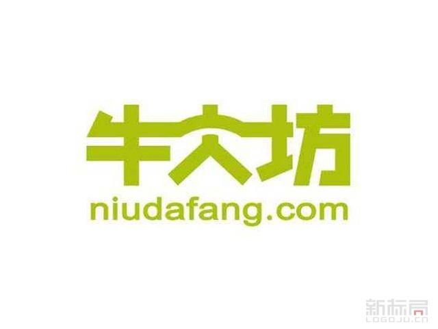 牛大坊淘宝电商食品品牌标志logo