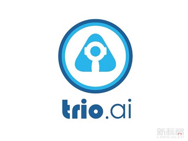 三角兽科技人工智能语义公司AI平台标志logo