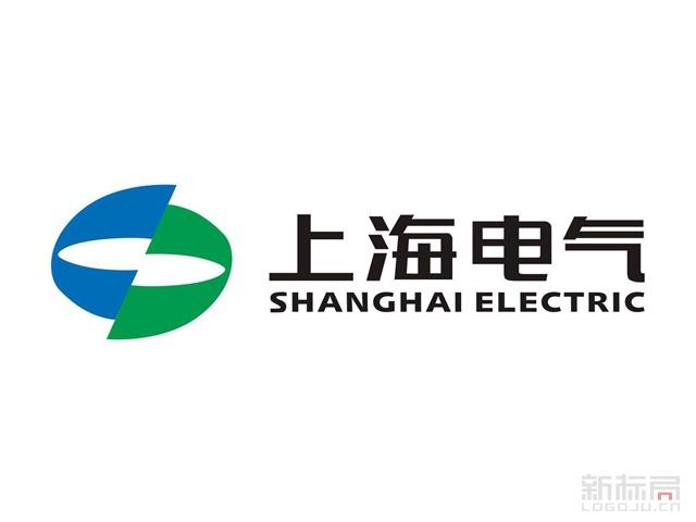 上海电气集团标志loog