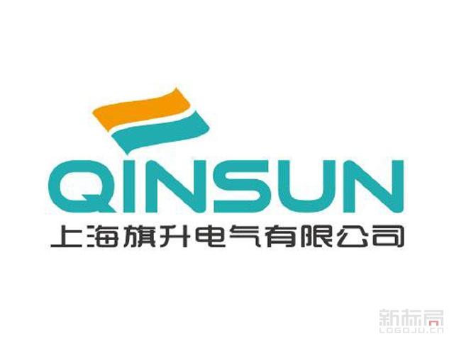 上海旗升电气有限公司标志logo