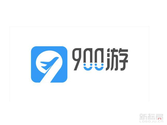 900游全国导游综合服务平台标志logo