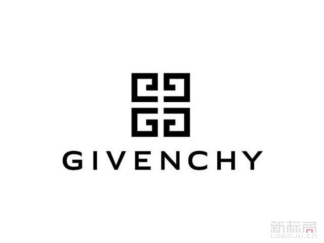 GIVENCHY法国时尚品牌纪梵希标志logo
