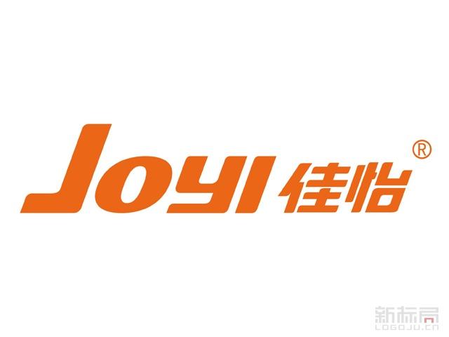joyi佳怡物流运输标志logo