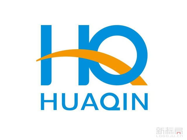 HUAQIN华勤通讯标志logo
