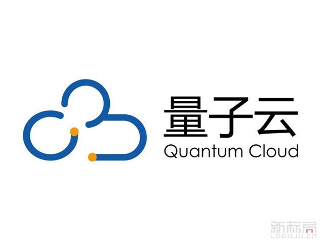 量子云标志logo