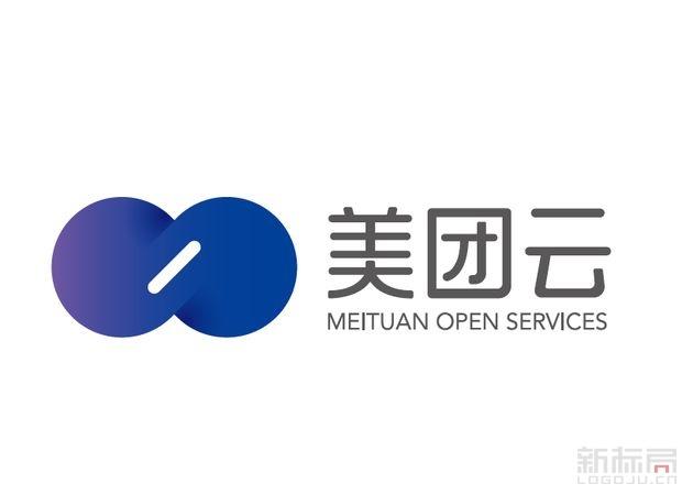 美团云2017新标志logo