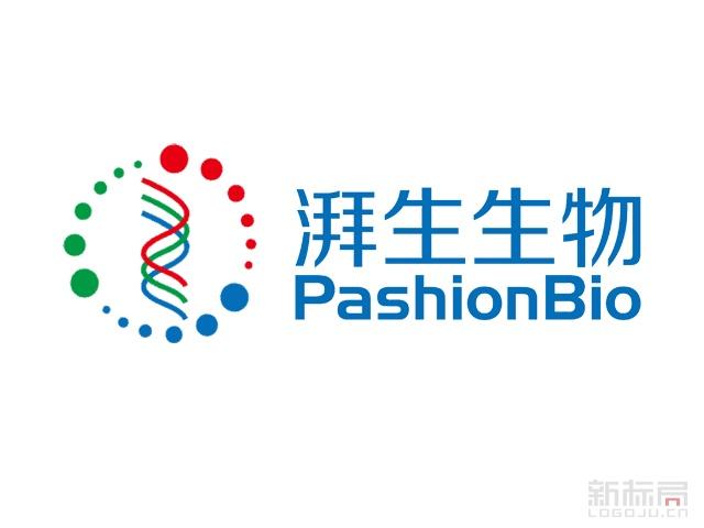 湃生生物标志logo