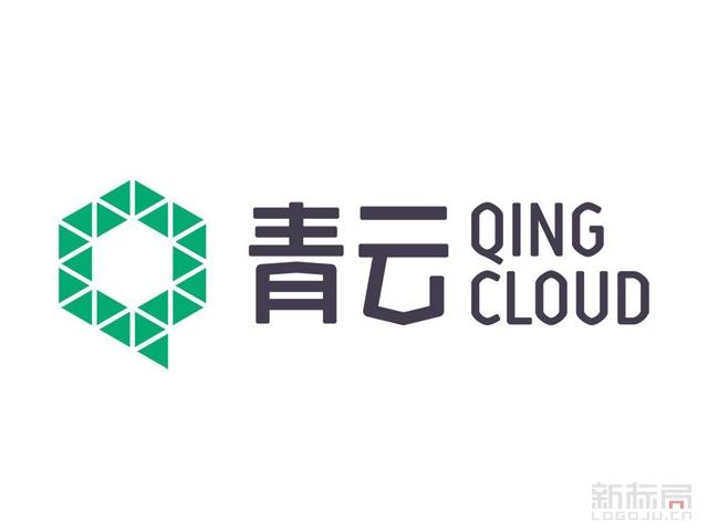 青云QINGCLOUD标志logo