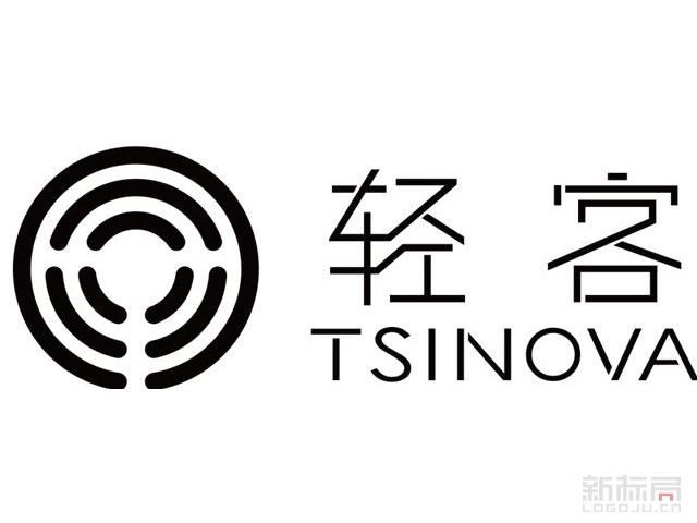 轻客tsinova标志logo
