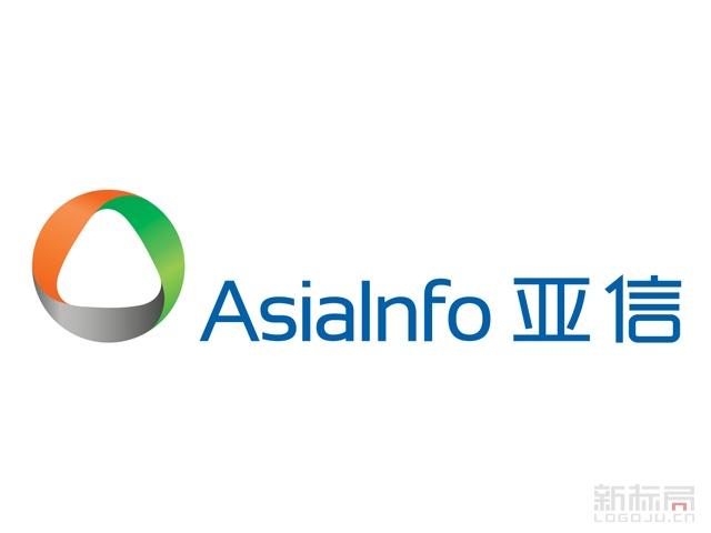 Asialnfo亚信通信服务商标志logo