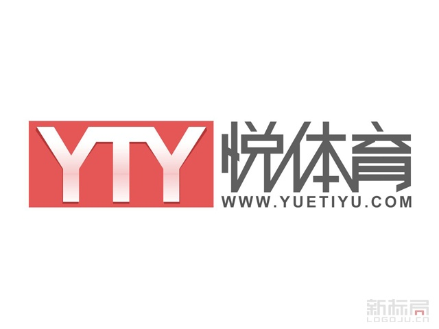 YTY悦体育标志logo