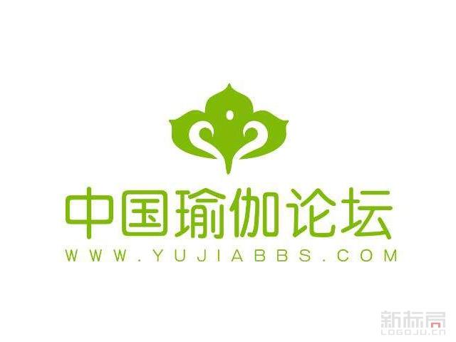 中国瑜伽论坛标志logo