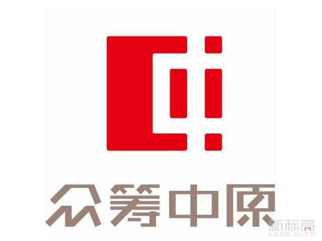 众筹中原众筹平台标志logo