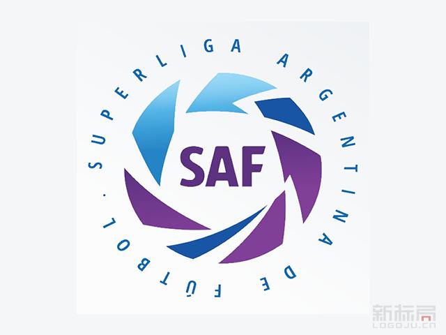 阿根廷足球超级联赛标志LOGO