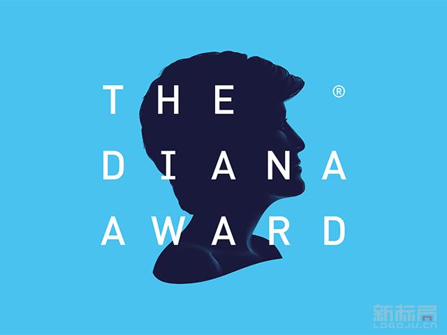 戴安娜奖The Diana Award标志logo