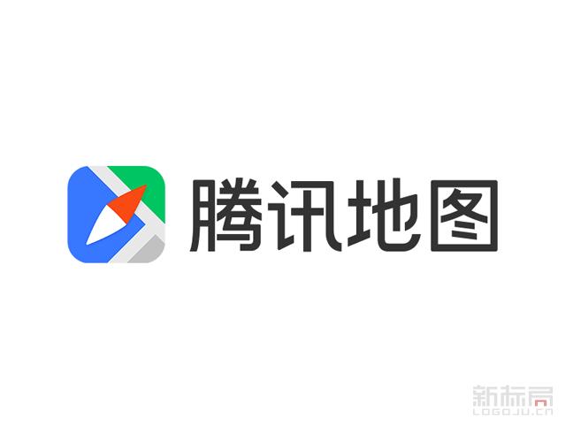 腾讯地图2017新标志logo