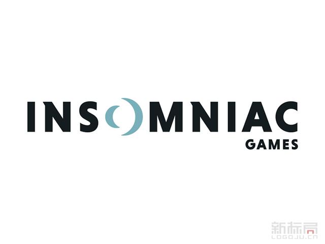 美国电子游戏开发公司Insomniac标志logo