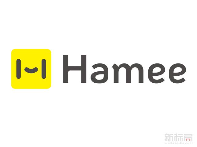 日本最大手机3C周边零售商赫米HAMEE标志logo