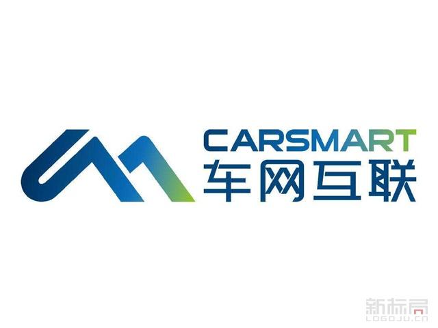 车网互联车联网企业标志logo