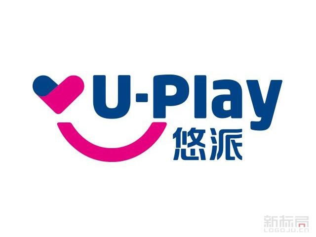 VU-PLAY悠派标志logo