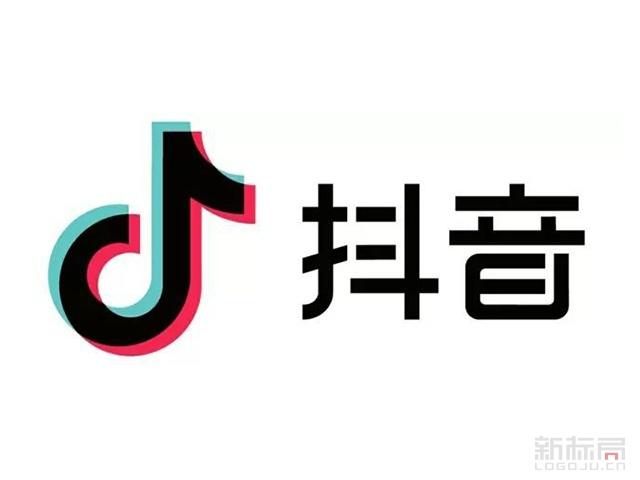 抖音小视频APP标志logo
