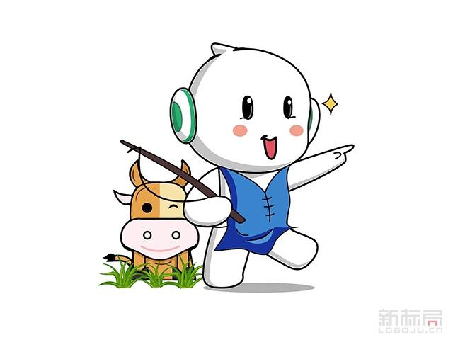 OPPO手机品牌吉祥物小欧