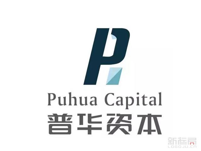 普华资本标志logo设计