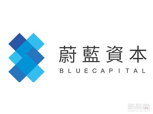 上海蔚蓝资本标志logo设计