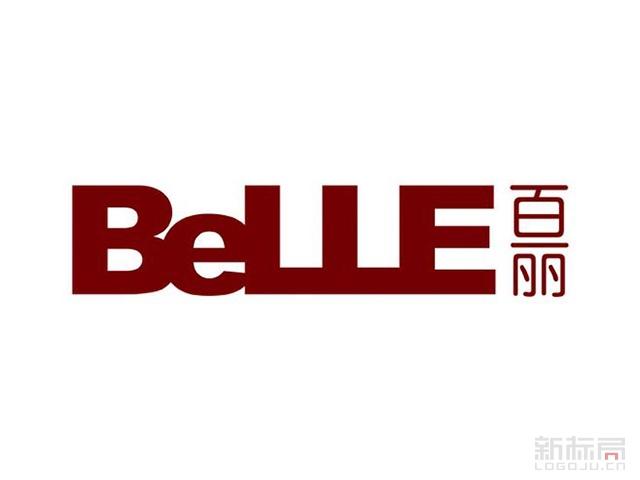 百丽女鞋品牌标志logo