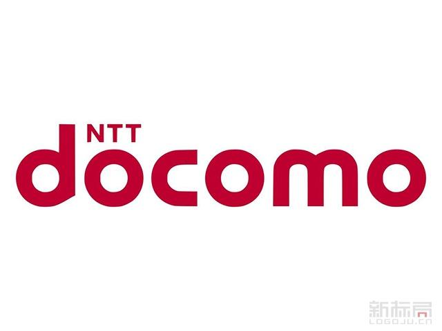 日本NTTdocomo移动通信运营商标志logo