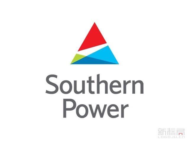 Southern power南方电力标志logo