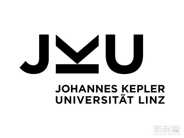 奥地利JKU大学标志logo