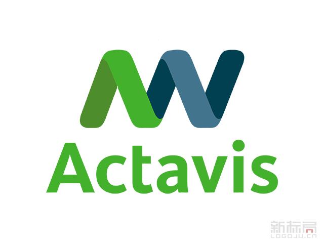 Actavis阿特维斯标志logo