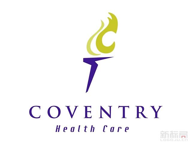 Coventry health care标志logo