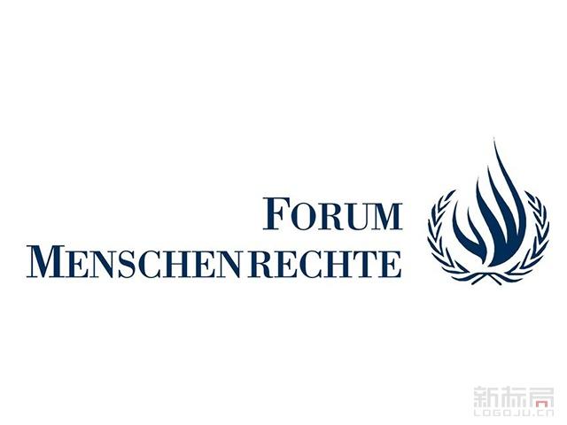 德国FORUM menschenrechte公益机构标志logo