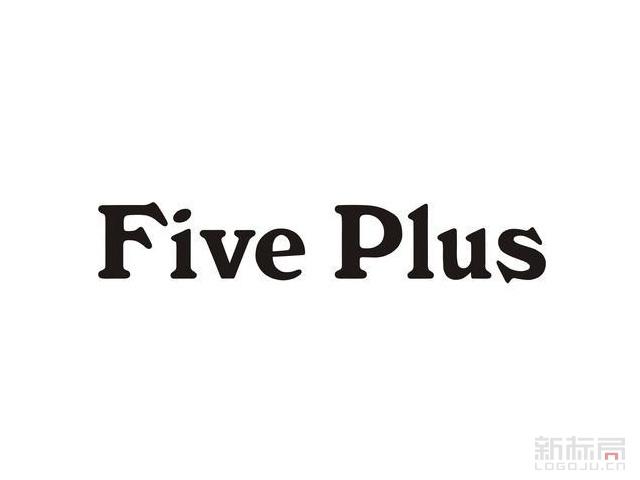 FivePlus时尚品牌标志logo