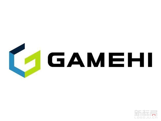 韩国GAMEHI游戏开发公司标志logo