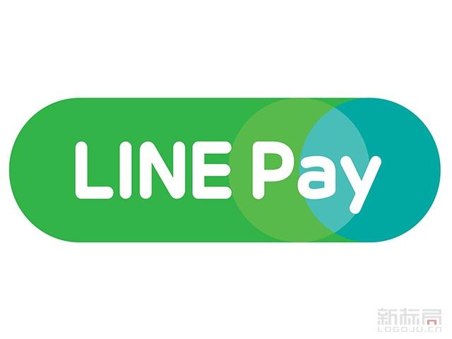 linepay支付app标志logo