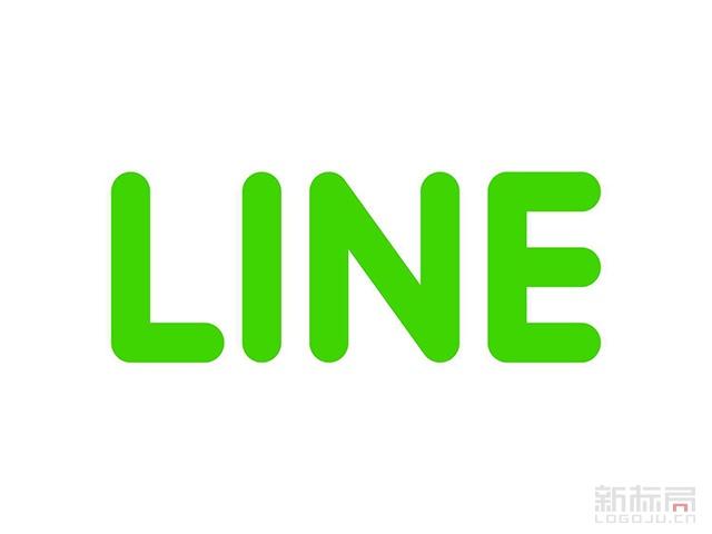 韩国line电信标志logo