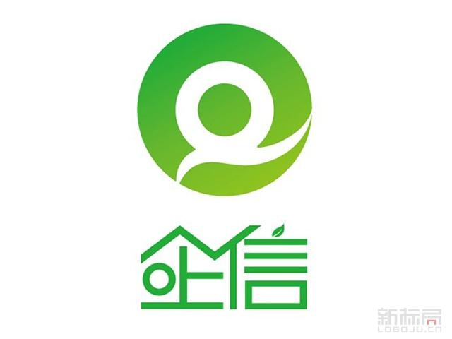 企信云办公平台标志logo