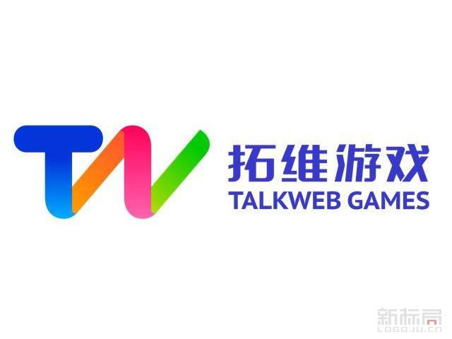 拓维游戏talkweb标志logo