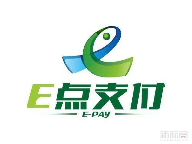 e-payE点支付标志logo