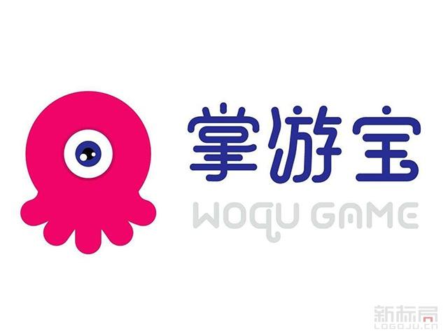 掌游宝标志logo