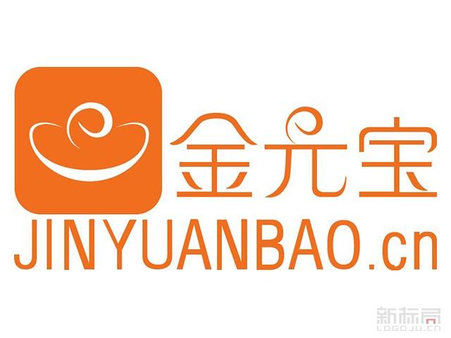 金元宝标志logo