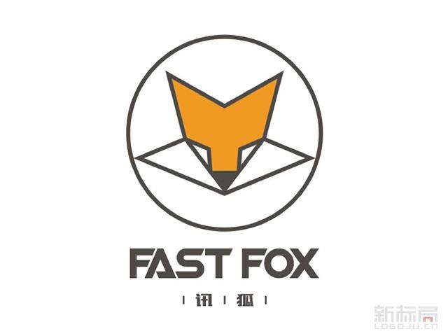 FASTFOX讯狐科技标志logo