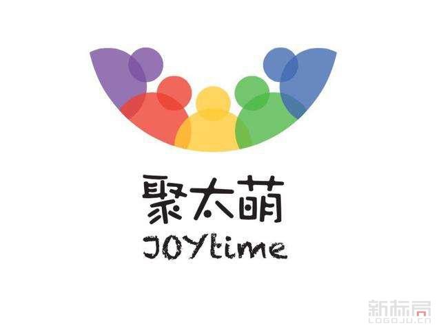 聚太萌Joytime标志logo