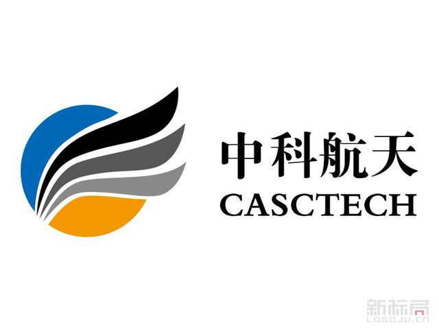 中科航天标志logo
