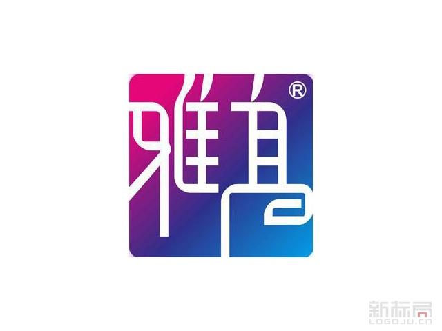 雅高印刷标志logo